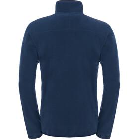 The North Face 100 Glacier Sweat-shirt avec Fermeture éclair 1/4 Homme, urban navy